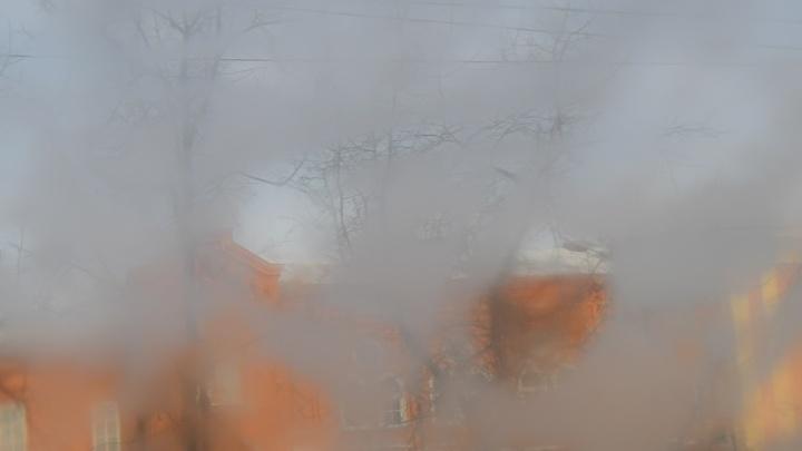 Где мы едем? Узнаете ли вы Екатеринбург через замерзшее автобусное стекло