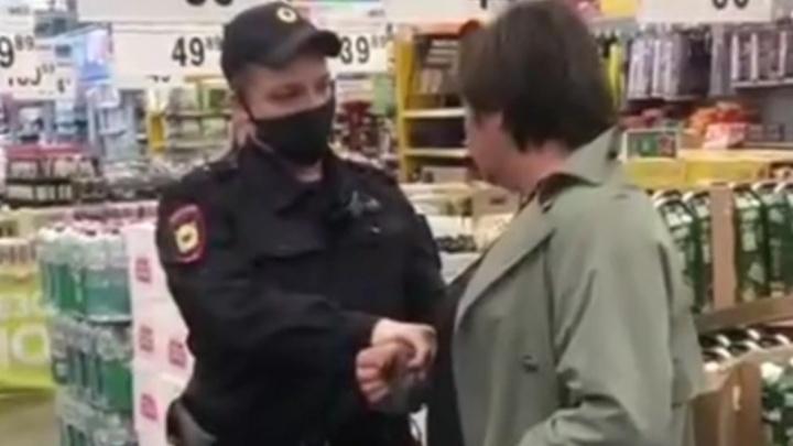 Сургутянке, сломавшей руку в гипермаркете «Лента», присудили штраф