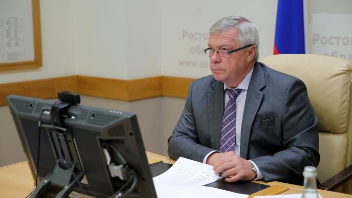 Голубев ответил, введет ли QR-коды для посещения общественных мест на Дону