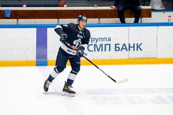 Тимур получил травму во время выездного матча в Ярославле