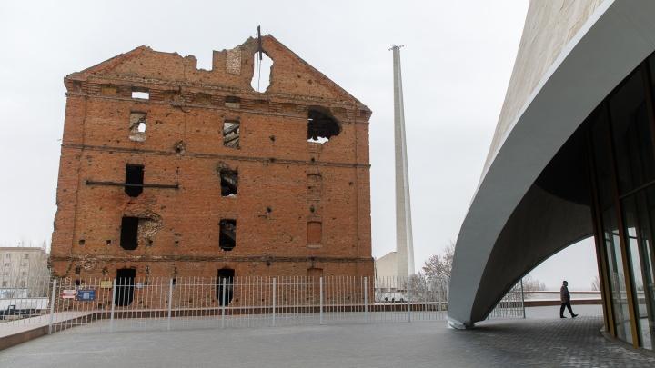 В Волгограде обрушением мельницы Гергардта займется прокуратура