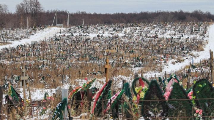 В мэрии Уфы рассказали, где построят новое кладбище