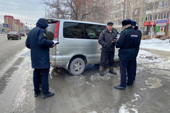 Тюменец уверяет, что о штрафах его никто не оповещал