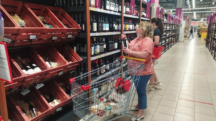 Запрет на продажу алкоголя в Ростове сдвинули на 23 мая — вместе с последними звонками