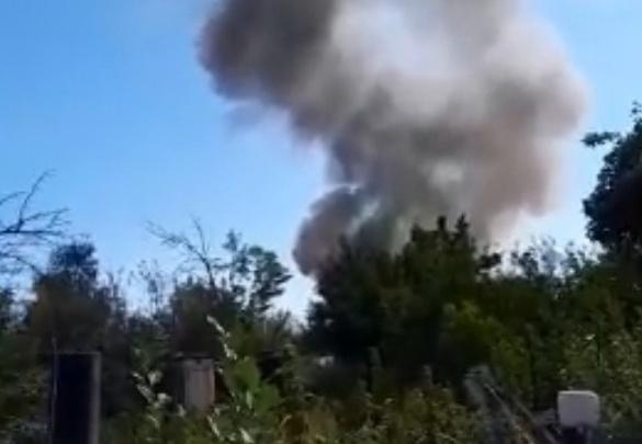 «Раздался взрыв, видимо, огонь подобрался к баллону»: в челябинском СНТ вспыхнул дом, погибла хозяйка