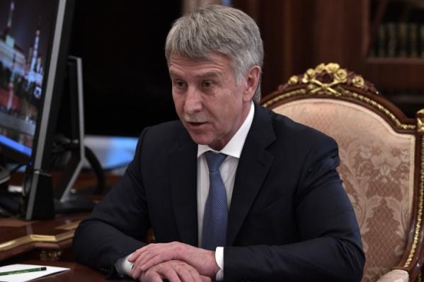 В российском Forbes Михельсон расположился на пятом месте