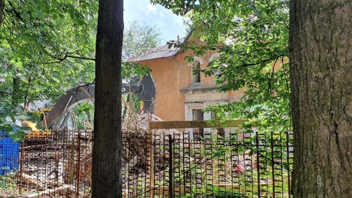 «Победа общественности»: в Ярославле «актерский квартал» признали объектом культурного наследия