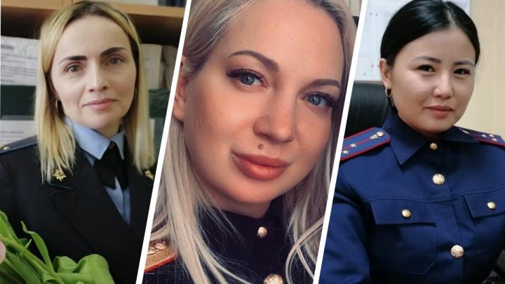 В форме — еще прекраснее: семь самых очаровательных девушек из силовых структур