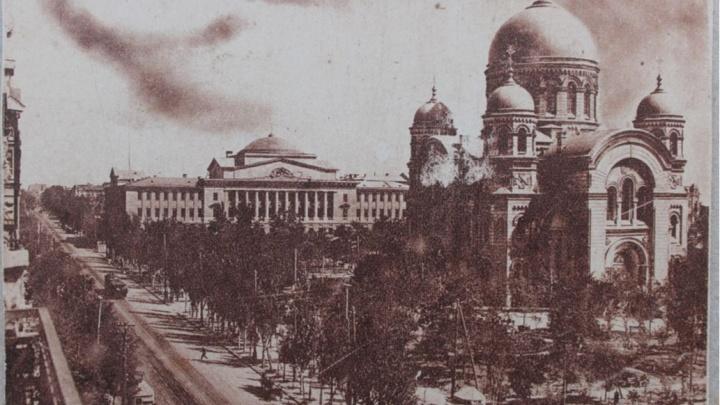 РПЦ решила построить на Северном копию разрушенного главного храма Ростова