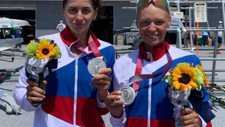 Краснодарка выиграла серебряную медаль Олимпийских игр в Токио