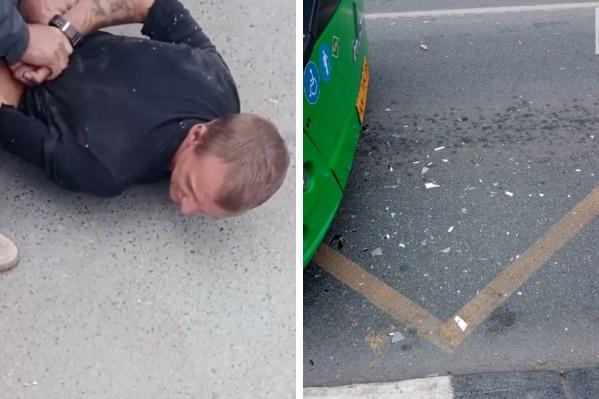 Мужчина приехал в Екатеринбург работать вахтовым методом