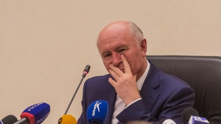 В московском аэропорту задержали сына бывшего губернатора Самарской области Меркушкина
