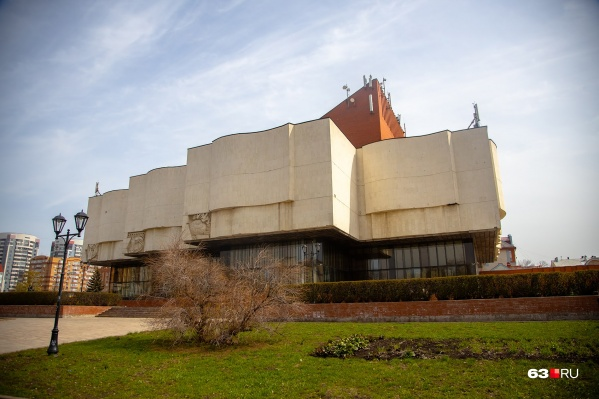 Здание, где сейчас расположен музей, построили в 80-х годах прошлого века