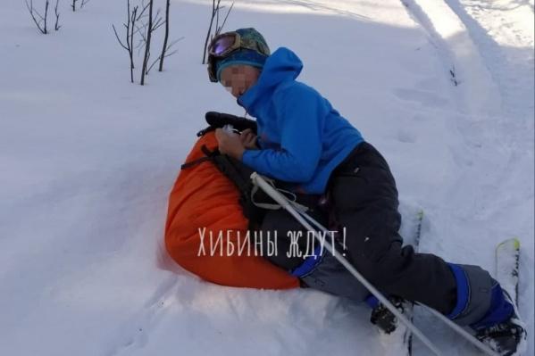 22 марта группа туристов попала под сход лавины в Мурманской области