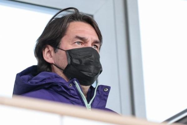 Гендиректор клуба Шамиль Газизов вернулся в команду в межсезонье и успел спасти ее от вылета в низшую лигу