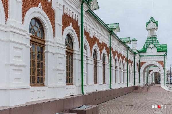 Во время ремонта вокзал не должны закрывать, он продолжит работать