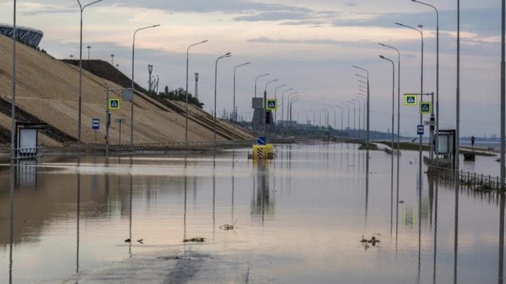 Жуткий ливень, град и ураган: к Волгограду приближается климатический апокалипсис