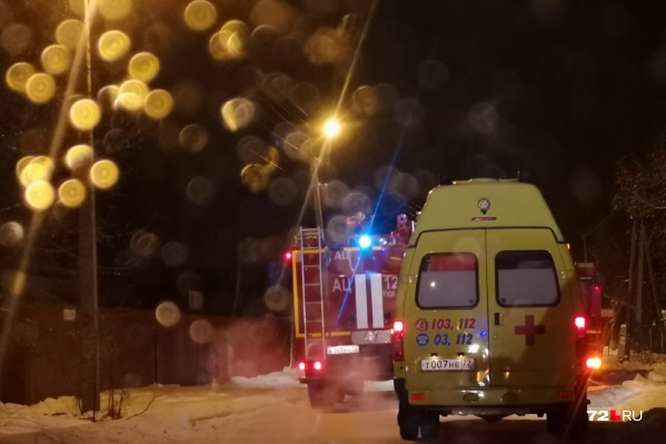 В Тюмени участились смертельные пожары