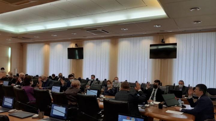 Крайизбирком огласил новый состав депутатов Заксобрания Красноярского края