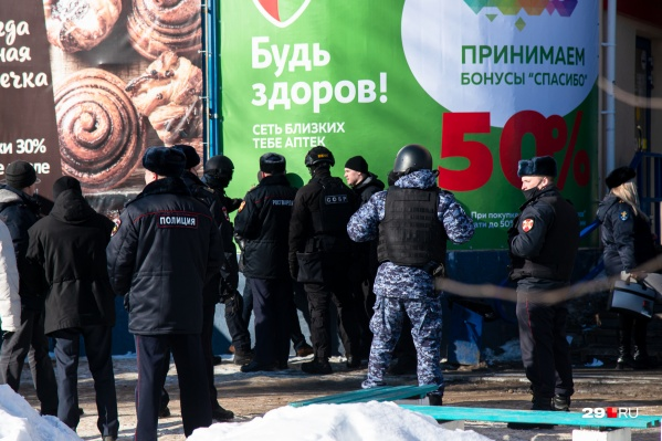 """Колодешникова задержали днем <nobr class=""""_"""">11 марта</nobr>после того, как он два часа продержал в заложниках северодвинку"""