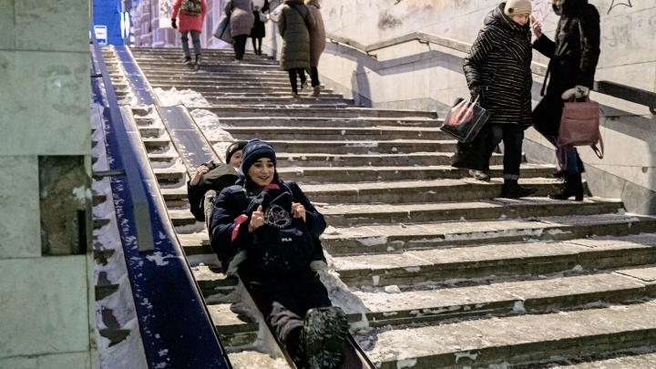 «Русские горки»: в Челябинск после лютых морозов пришло резкое потепление. Сколько продержится такая погода