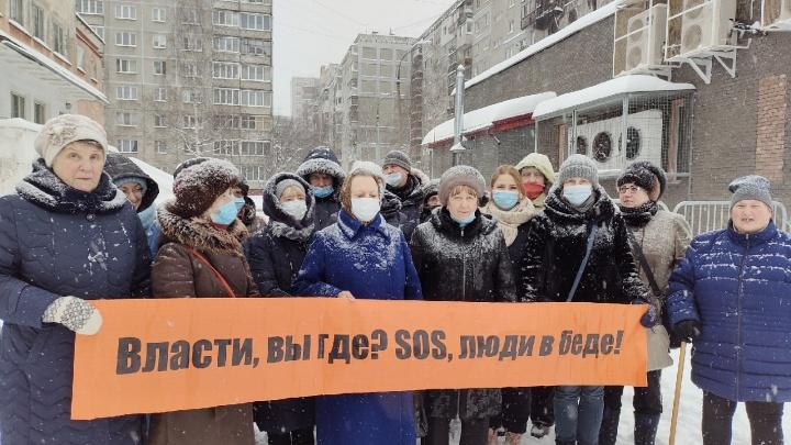 «У вас есть выход на первых лиц»: жители дома 17 на Краснодонцев обратились к Олегу Дерипаске