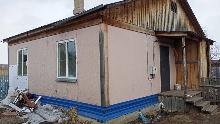 В Манском районе построят дом для детей-сирот. Прошлый начал гнить сразу после сдачи в 2013 году