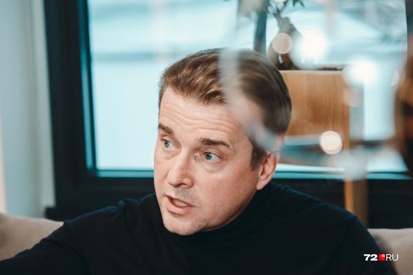 Горицкий больше десяти лет является депутатом Тюменской облдумы