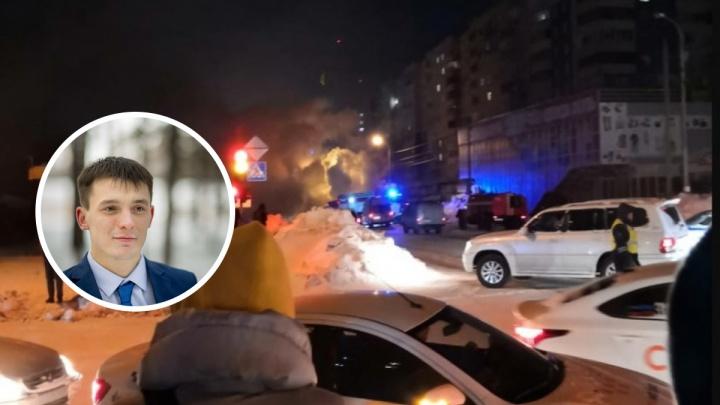 «Оказались оторваны от города»: чем опасна инфраструктура спальных районов— разбираем пожар на МЖК