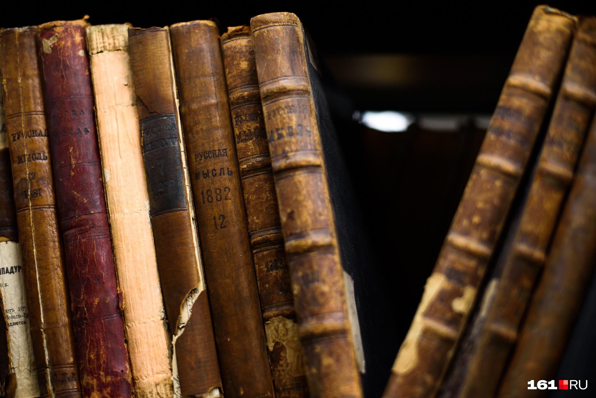 В книгохранилище не пускают посторонних. Исключения — во время «Библионочи»