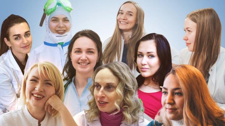 «Моя молодость пациентов не смущает»: истории омских «ангелов в белых халатах»