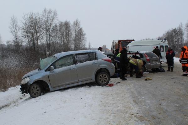 В аварии погибли две пассажирки «Лады»