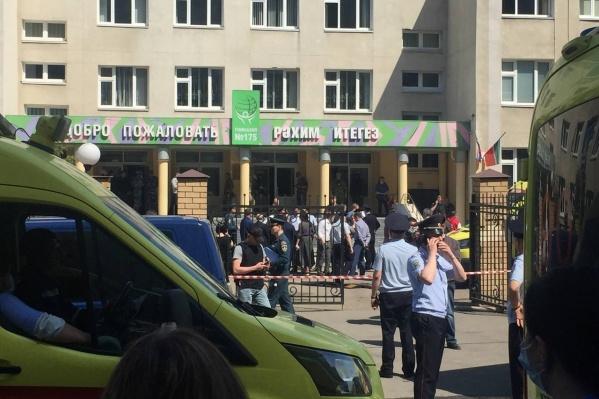 После трагедии в Казани по всей стране принято решение усилить охрану в школах