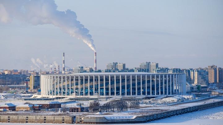 Кадры, от которых становится холодно: фоторепортаж NN.RU с морозных улиц Нижнего Новгорода