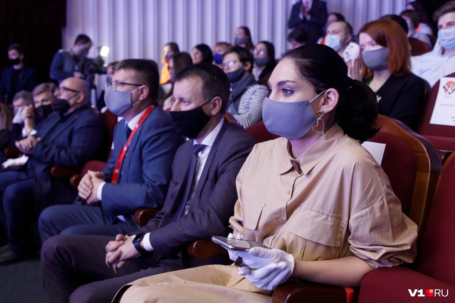 В 2019 году обладательницей хрустального пеликана стала волгоградка Лариса Арачашвили