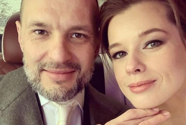 Актриса Катерина Шпица вышла замуж