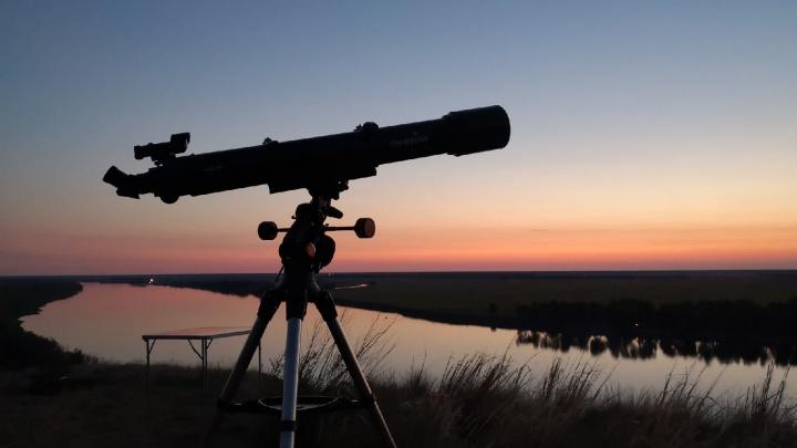 В небе над Омском пройдет солнечное затмение