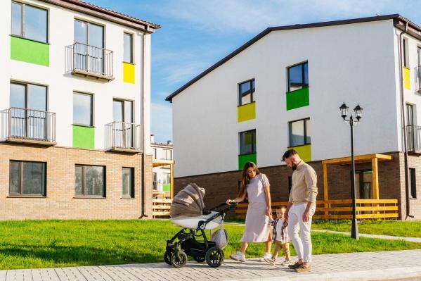 Ежемесячный платеж даже за <nobr>3-комнатную квартиру</nobr> будет минимальным и не ударит по семейному бюджету