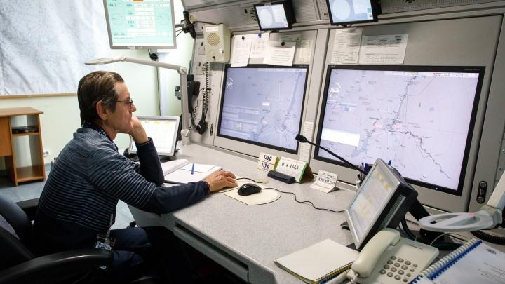 Разбушевавшаяся стихия не пустила в Волгоград московский самолет