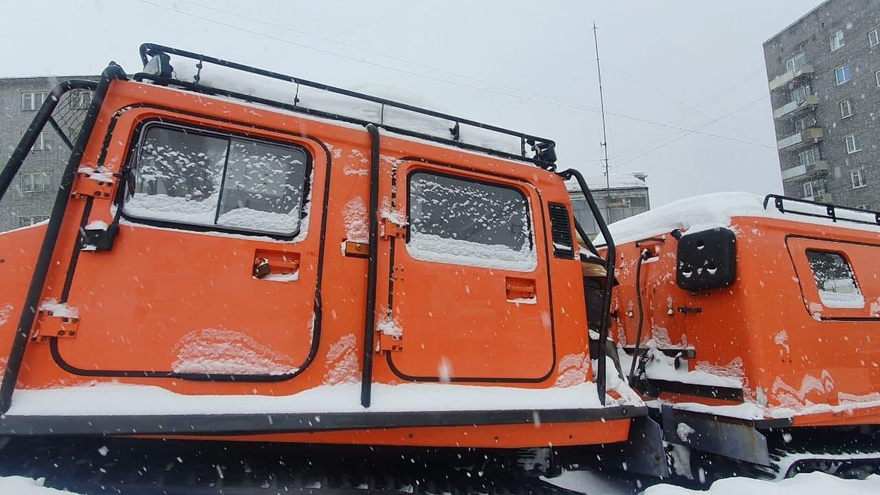 филиал Мурманского арктического аварийно-спасательного центр МЧС