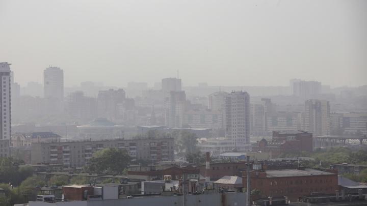 На Челябинскую область надвигаются грозы с градом и сильным ветром