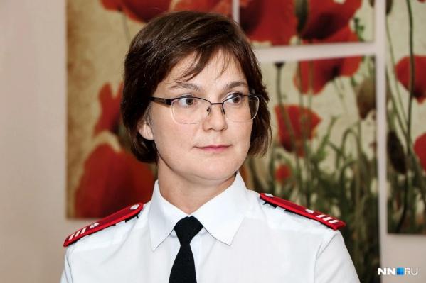 На вопросы нижегородцев отвечает Наталья Садыкова
