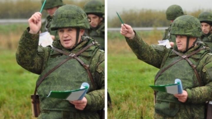 Президент России посмертно наградил погибшего в Сирии новосибирского военного