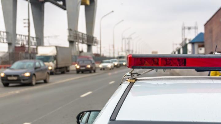26-летний мотоциклист разбился на трассе Сургут — Нижневартовск