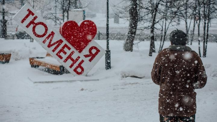 Трескучий мороз или снегопады? Изучаем, какой будет погода этой зимой в Тюмени