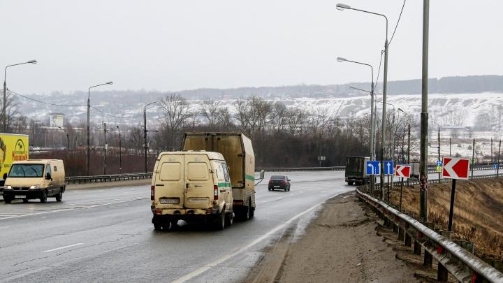 М-7, Р-177 и Р-158: в Нижегородской области отремонтируют федеральные дороги