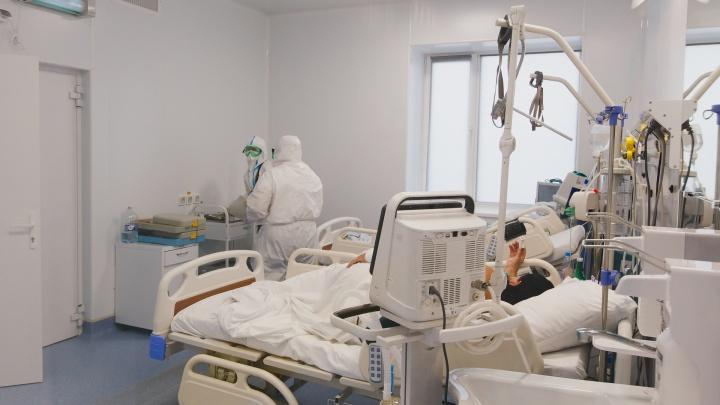 Челябинская область побила антирекорд по зараженным коронавирусом. Это пик третьей волны?