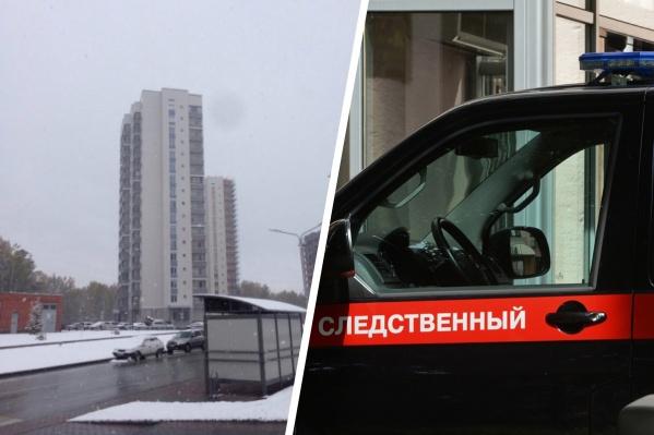 Инцидент произошел на проспекте Никольском в Кольцово
