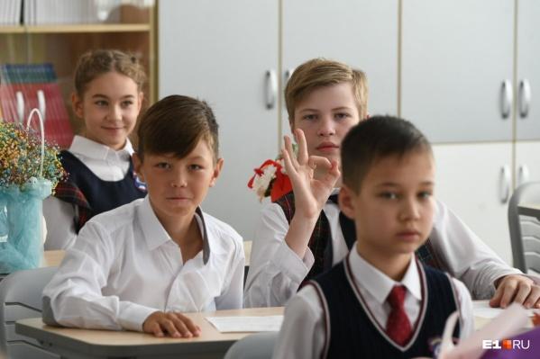 В правительстве рассчитывают, что на эти деньги родители подготовят детей к новому учебному году