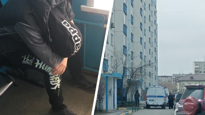 В Новосибирске задержан подросток— его подозревают в домогательстве к ребенку